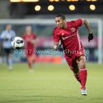 03-02-2017: Voetbal: FC Eindhoven v Almere City FC: Eindhoven Sherjill Mac-Donalds (Almere City FC) Jupiler League 2016 / 2017