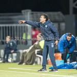 03-02-2017: Voetbal: FC Eindhoven v Almere City FC: Eindhoven Ricardo Moniz - Trainer (FC Eindhoven) Jupiler League 2016 / 2017