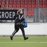 04-02-2017: Voetbal:Almere City FC O17 v PEC Zwolle O17: Almere Manouk Wolters (Almere City FC O17) Seizoen 2016 / 2017