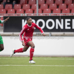 04-02-2017: Voetbal:Almere City FC O17 v PEC Zwolle O17: Almere Rivillino Neslo (Almere City FC O17) Seizoen 2016 / 2017