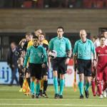 06-02-2017: Voetbal: Almere City FC v FC Emmen: Almere Richard Martens (Scheidsrechter) Seizoen 2016 / 2017