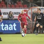 06-02-2017: Voetbal: Almere City FC v FC Emmen: Almere Kees van Buuren (Almere City FC) Seizoen 2016 / 2017