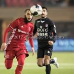 06-02-2017: Voetbal: Almere City FC v FC Emmen: Almere Soufyan Ahannach (Almere City FC) Seizoen 2016 / 2017