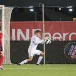 06-02-2017: Voetbal: Almere City FC v FC Emmen: Almere Chiel Kramer (Almere City FC) Seizoen 2016 / 2017