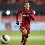 06-02-2017: Voetbal: Almere City FC v FC Emmen: Almere Gaston Salasiwa (Almere City FC) Seizoen 2016 / 2017