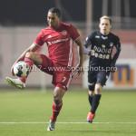 06-02-2017: Voetbal: Almere City FC v FC Emmen: Almere Sherjill Mac-Donalds (Almere City FC) Seizoen 2016 / 2017
