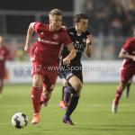 06-02-2017: Voetbal: Almere City FC v FC Emmen: Almere Rick ten Voorde (Almere City FC) Seizoen 2016 / 2017