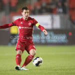 06-02-2017: Voetbal: Almere City FC v FC Emmen: Almere Tom Overtoom (Almere City FC) Seizoen 2016 / 2017
