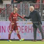 06-02-2017: Voetbal: Almere City FC v FC Emmen: Almere (L-R) Kees van Buuren (Almere City FC), Jack de Gier - Technisch manager/Hoofdtrainer (Almere City FC) Seizoen 2016 / 2017