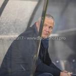 10-02-2017: Voetbal: FC Den Bosch v Almere City FC: Den Bosch Jack de Gier - Technisch manager/Hoofdtrainer (Almere City FC) Jupiler League 2016 / 2017