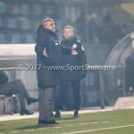 10-02-2017: Voetbal: FC Den Bosch v Almere City FC: Den Bosch Wiljan Vloet - Hoofdtrainer (FC Den Bosch) Jupiler League 2016 / 2017