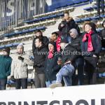 10-02-2017: Voetbal: FC Den Bosch v Almere City FC: Den Bosch Supporters Jupiler League 2016 / 2017