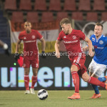 10-02-2017: Voetbal: FC Den Bosch v Almere City FC: Den Bosch Rick ten Voorde (Almere City FC) Jupiler League 2016 / 2017
