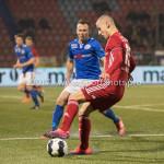10-02-2017: Voetbal: FC Den Bosch v Almere City FC: Den Bosch Silvester van de Water (Almere City FC) Jupiler League 2016 / 2017