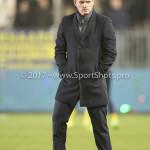 Voetbal: Almere City v SC Cambuur: Almere Sipke Hulshoff / Trainer (SC Cambuur) Jupiler League 2016 / 2017
