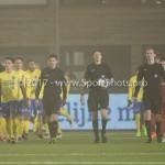 Voetbal: Almere City v SC Cambuur: Almere Martin van den Kerkhof (Scheidsrechter) Jupiler League 2016 / 2017