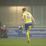 Voetbal: Almere City v SC Cambuur: Almere Jordy van Deelen (SC Cambuur) Jupiler League 2016 / 2017