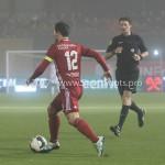 Voetbal: Almere City v SC Cambuur: Almere Tom Overtoom (Almere City FC) Jupiler League 2016 / 2017