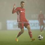 Voetbal: Almere City v SC Cambuur: Almere Javier Vet (Almere City FC) Jupiler League 2016 / 2017