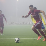 Voetbal: Almere City v SC Cambuur: Almere Rick ten Voorde (Almere City FC) Jupiler League 2016 / 2017
