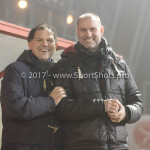 Voetbal: Almere City v SC Cambuur: Almere Jupiler League 2016 / 2017