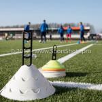 18-02-2017: Voetbal: Jong Almere City FC v IJsselmeervogels: Almere 3de divisie zaterdag 2016 /2017