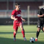 18-02-2017: Voetbal: Jong Almere City FC v IJsselmeervogels: Almere Rafael Boer (Jong Almere City FC) 3de divisie zaterdag 2016 /2017