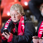 24-02-2017: Voetbal: Almere City FC v FC Oss: Almere Jupiler League 2016 / 2017