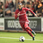 24-02-2017: Voetbal: Almere City FC v FC Oss: Almere Soufyan Ahannach (Almere City FC) Jupiler League 2016 / 2017
