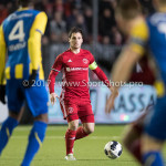 24-02-2017: Voetbal: Almere City FC v FC Oss: Almere Tom Overtoom (Almere City FC) Jupiler League 2016 / 2017