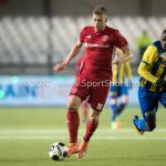 24-02-2017: Voetbal: Almere City FC v FC Oss: Almere Rick ten Voorde (Almere City FC) Jupiler League 2016 / 2017