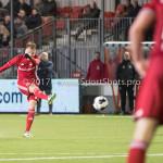 24-02-2017: Voetbal: Almere City FC v FC Oss: Almere Jeffrey Rijsdijk (Almere City FC) Jupiler League 2016 / 2017
