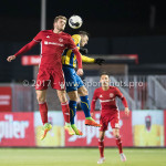 24-02-2017: Voetbal: Almere City FC v FC Oss: Almere Javier Vet (Almere City FC) Jupiler League 2016 / 2017