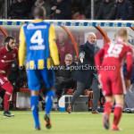 24-02-2017: Voetbal: Almere City FC v FC Oss: Almere Jack de Gier - Technisch manager/Hoofdtrainer (Almere City FC) Jupiler League 2016 / 2017