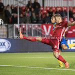 13-03-2017: Voetbal: Almere City FC v FC Dordrecht: Almere Rick ten Voorde (Almere City FC) Jupiler League 2016 / 2017