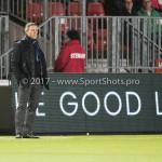 13-03-2017: Voetbal: Almere City FC v FC Dordrecht: Almere Gérard de Nooijer  - Coach (FC Dordrecht) Jupiler League 2016 / 2017