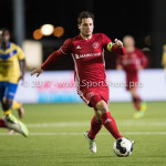 13-03-2017: Voetbal: Almere City FC v FC Dordrecht: Almere Tom Overtoom (Almere City FC) Jupiler League 2016 / 2017