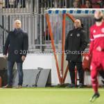 13-03-2017: Voetbal: Almere City FC v FC Dordrecht: Almere Jack de Gier - Technisch manager/Hoofdtrainer (Almere City FC) Jupiler League 2016 / 2017