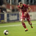 13-03-2017: Voetbal: Almere City FC v FC Dordrecht: Almere Silvester van de Water (Almere City FC) Jupiler League 2016 / 2017