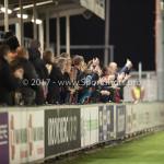 13-03-2017: Voetbal: Almere City FC v FC Dordrecht: Almere Jupiler League 2016 / 2017
