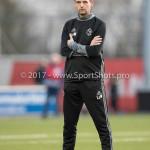31-03-2017: Voetbal: Almere City FC v Telstar: Almere Leo de Wit - Fysiotherapeut (Almere City FC) Jupiler League 2016 / 2017