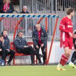 31-03-2017: Voetbal: Almere City FC v Telstar: Almere Michel Vonk - Hoofdtrainer (SC Telstar) Jupiler League 2016 / 2017