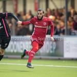31-03-2017: Voetbal: Almere City FC v Telstar: Almere (L-R) Naoyuki Yamazaki (SC Telstar), Soufyan Ahannach (Almere City FC) Jupiler League 2016 / 2017