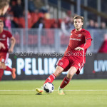 31-03-2017: Voetbal: Almere City FC v Telstar: Almere Javier Vet (Almere City FC) Jupiler League 2016 / 2017