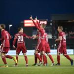 31-03-2017: Voetbal: Almere City FC v Telstar: Almere Lars Nieuwpoort (Almere City FC) Jupiler League 2016 / 2017