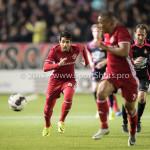 31-03-2017: Voetbal: Almere City FC v Telstar: Almere Yener Arica (Almere City FC) Jupiler League 2016 / 2017