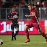 31-03-2017: Voetbal: Almere City FC v Telstar: Almere Rick ten Voorde (Almere City FC) Jupiler League 2016 / 2017