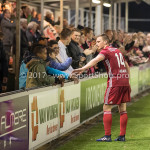 31-03-2017: Voetbal: Almere City FC v Telstar: Almere Damon Mirani (Almere City FC) Jupiler League 2016 / 2017