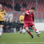 01-04-2017: Voetbal: Almere City FC O19 v NAC O19: Almere Anass Ahannach (Almere City FC O19) Seizoen 2016 /2017