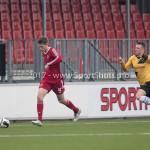 01-04-2017: Voetbal: Almere City FC O19 v NAC O19:  AlmereTimo van Roemburg (Almere City FC O19) Seizoen 2016 /2017